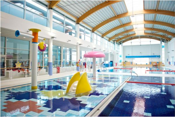 Monaghan swiming pool leisure centre