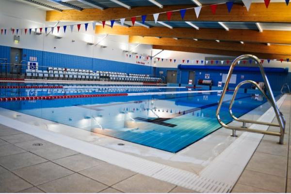 Dlr Leisure Swimming Pool Leisure Centre Meadowbrook Dublin