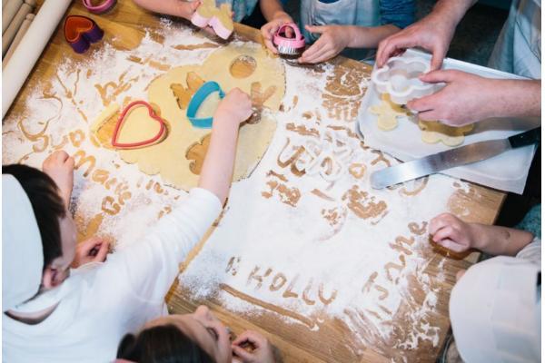 Kids Cook Birthday Parties
