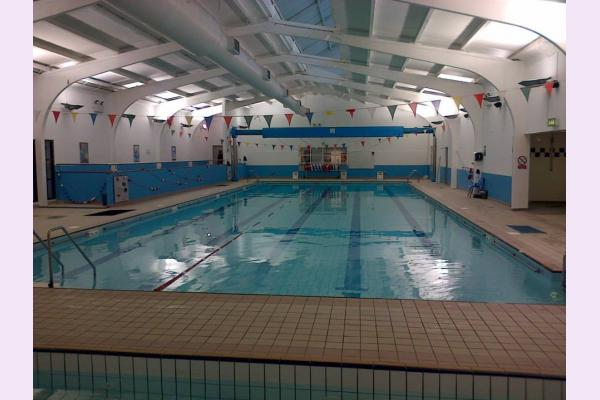 Dlr Leisure Swimming Pool Leisure Centre Monkstown Dublin