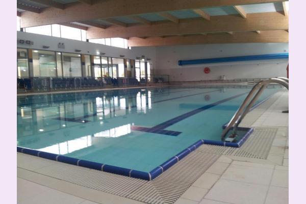Dlr Leisure Swimming Pool Leisure Centre Loughlinstown Dublin
