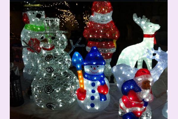 M50 Christmas Shop